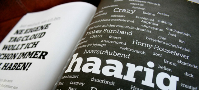 haarig - a magazine about me and myself