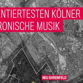 Übersicht der beliebtesten Kölner Locations für elektronischen Musik